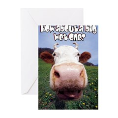 Big Wet One Greeting Cards (Pk of 20)