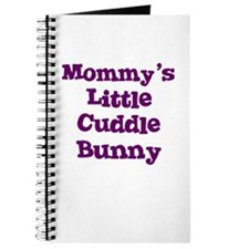 Mommy's Little Cuddle Bunny Journal