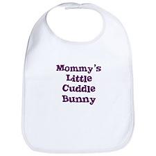 Mommy's Little Cuddle Bunny Bib