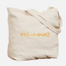 trick or treat halloween big brother Tote Bag