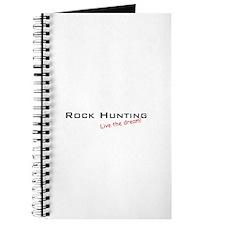 Rock Hunting / Dream! Journal