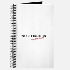 Rock Hunting / Dream! Journal