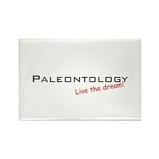 Paleontology / Dream! Rectangle Magnet
