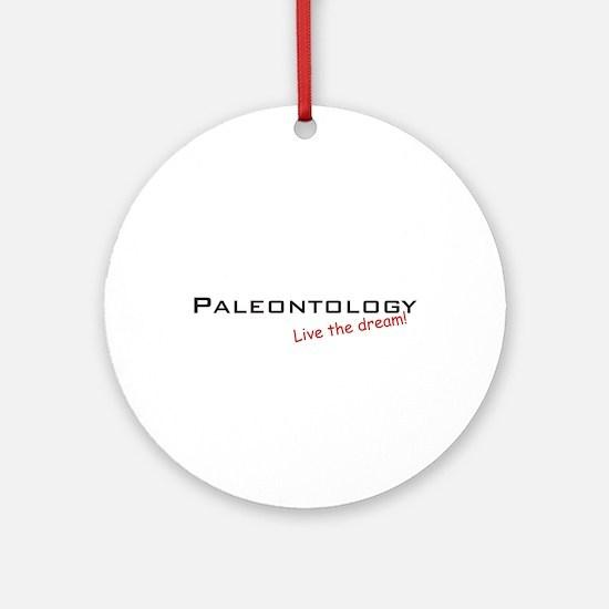 Paleontology / Dream! Ornament (Round)