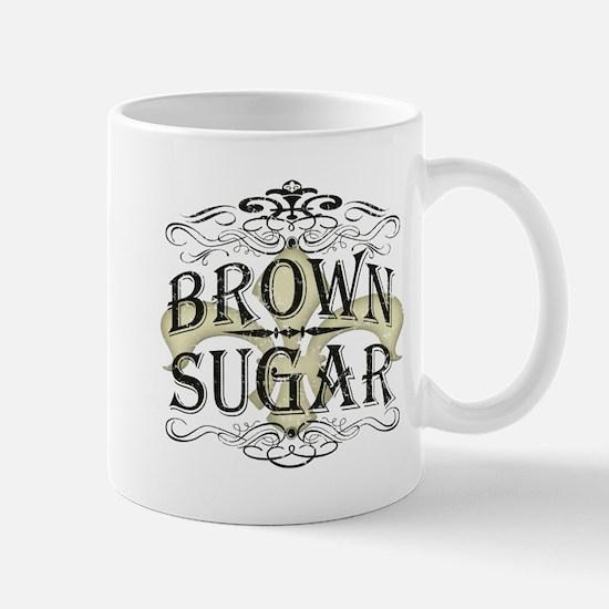 Vintage Brown Sugar Mug
