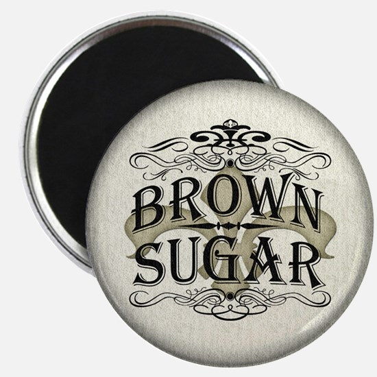 Vintage Brown Sugar Magnet