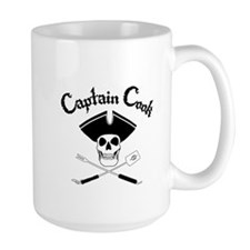 Captain Cook Mug