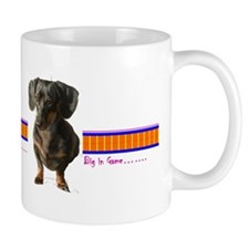 Short in Legs, Big in Game Mug