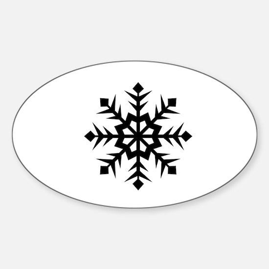 Black Ops Snowflake Decal