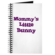 Mommy's Little Bunny Journal