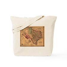 1866 Texas Tote Bag
