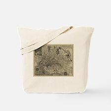1607 Virginia Tote Bag