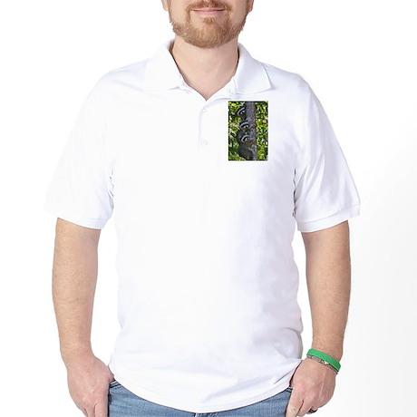 Back Yard Critters Golf Shirt