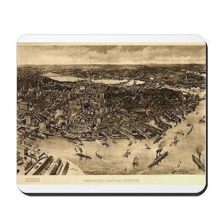 1905 Boston Mousepad