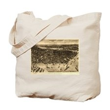 1905 Boston Tote Bag