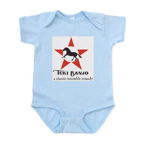Tuki Banjo Infant Creeper