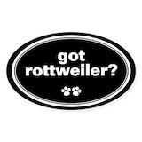 Bumper stickers dogs Auto