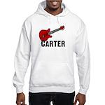 Guitar - Carter Hooded Sweatshirt