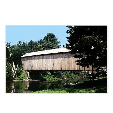 Corbin Covered Bridge Postcards (Package of 8)