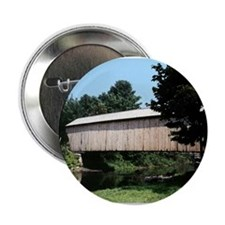 "Corbin Covered Bridge 2.25"" Button"
