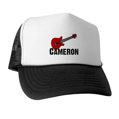 Guitar - Cameron Trucker Hat