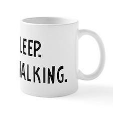Eat, Sleep, Go Racewalking Mug