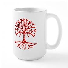 Distressed Tree I Mug