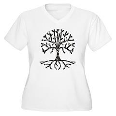 Distressed Tree II T-Shirt