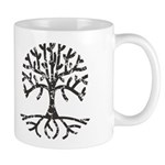 Distressed Tree II Mug