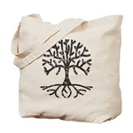Distressed Tree II Tote Bag