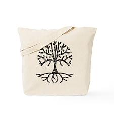 Distressed Tree II Tote Bag