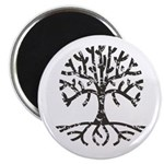 Distressed Tree II Magnet