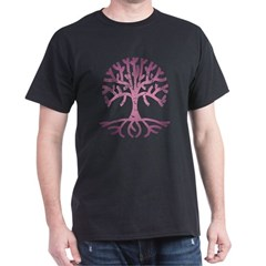 Distressed Tree V T-Shirt