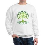 Distressed Tree VI Sweatshirt