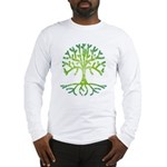 Distressed Tree VI Long Sleeve T-Shirt