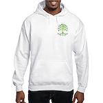 Distressed Tree VI Hooded Sweatshirt