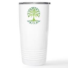 Distressed Tree VI Travel Coffee Mug