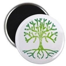 Distressed Tree VI Magnet