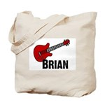 Guitar - Brian Tote Bag