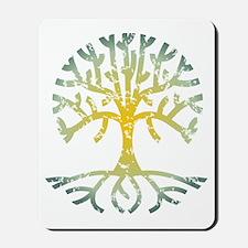 Distressed Tree VII Mousepad