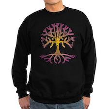 Distressed Tree VIII Sweatshirt