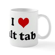 I Love alt tab Mug