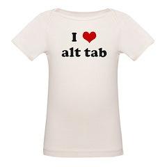 I Love alt tab Tee