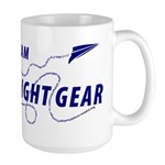 T-Shirt-FlightGear_bigger-Navy Mugs