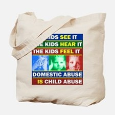 Abuse Tote Bag