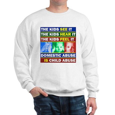Abuse Sweatshirt