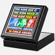 Abuse Keepsake Box