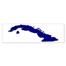 Cuba Bumper Bumper Sticker