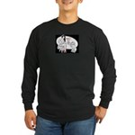 Dipped in Cream Logo Long Sleeve T-Shirt