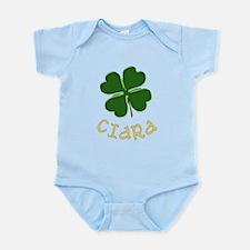Ciara Irish Baby Onesie